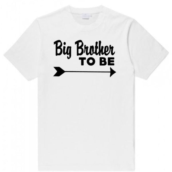 Big Brother To Be Shirt - customgiftstore.com