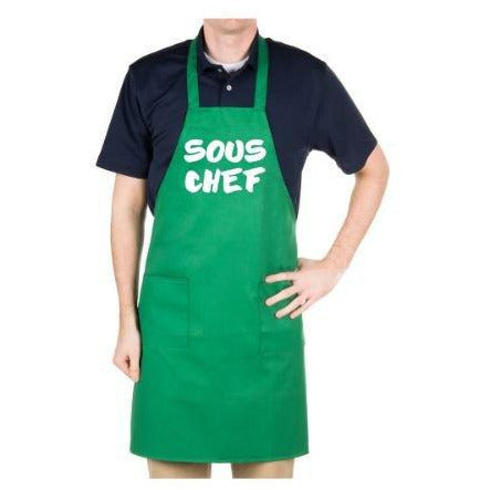 Sous Chef Apron - customgiftstore.com