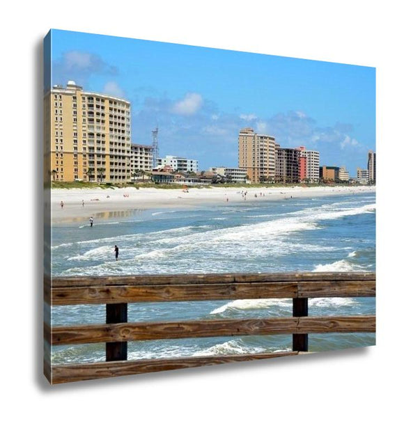 Gallery Wrapped Canvas, Jacksonville Beach Florida - customgiftstore.com