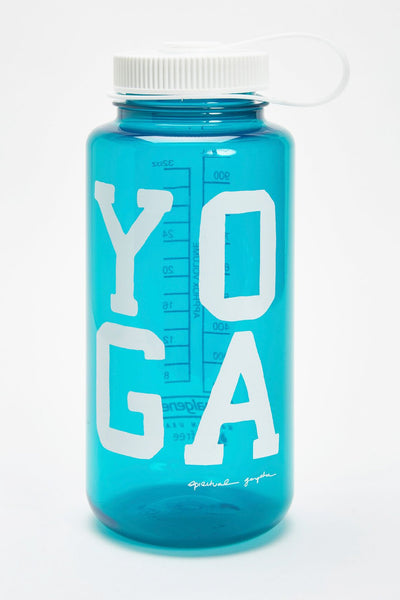 YOGA NALGENE 32OZ WATER BOTTLE JADE - Spiritual Gangster