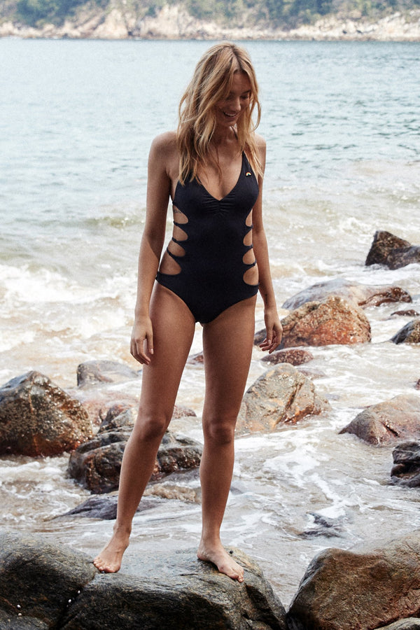 CHAKRA ONE PIECE SWIMSUIT - Spiritual Gangster