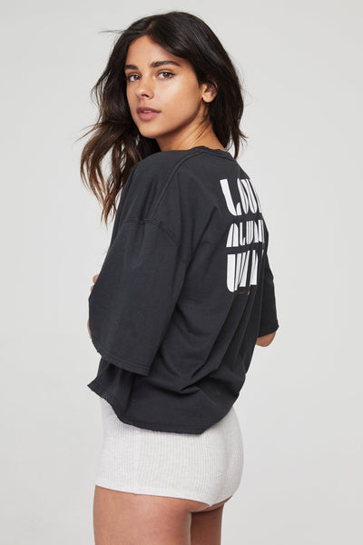 LOVE ALWAYS WINS ICON TEE - Spiritual Gangster