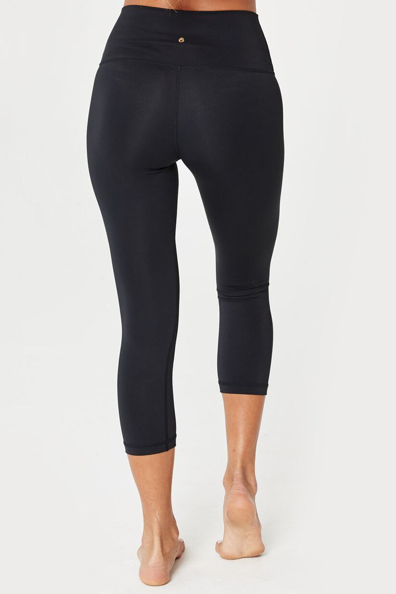 PERFECT HIGH WAIST CROP LEGGING