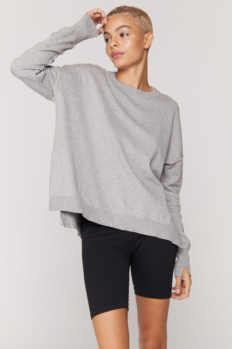 ALIGNMENT TECH CASHMERE SWEATER
