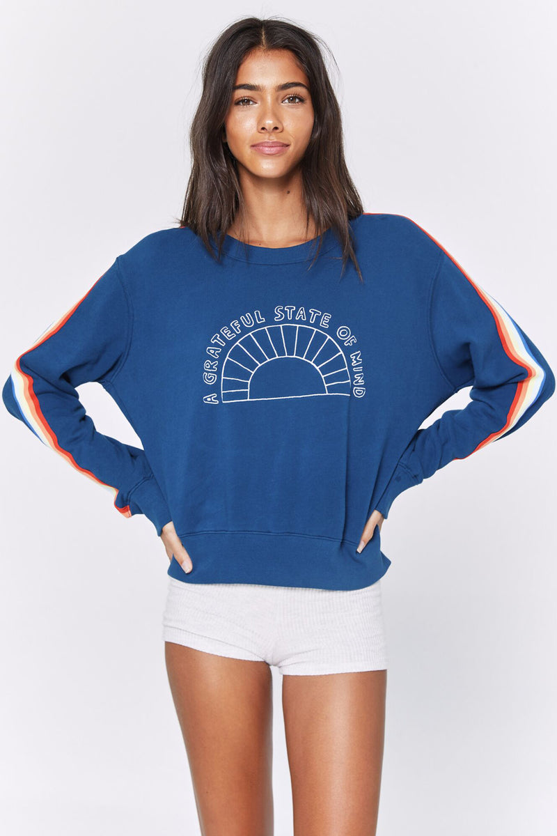 GRATEFUL STATE OF MIND SWEATSHIRT