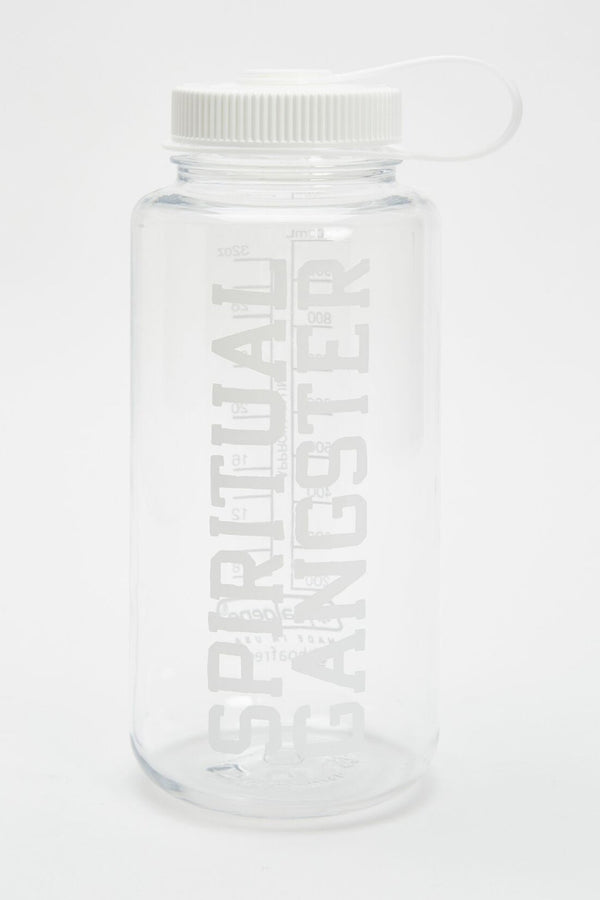 SPIRITUAL GANGSTER VARSITY NALGENE 32OZ WATER BOTTLE