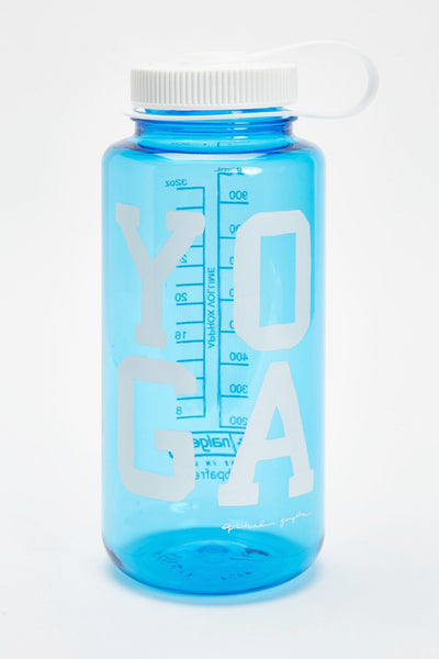 YOGA NALGENE 32OZ WATER BOTTLE ROYAL - Spiritual Gangster