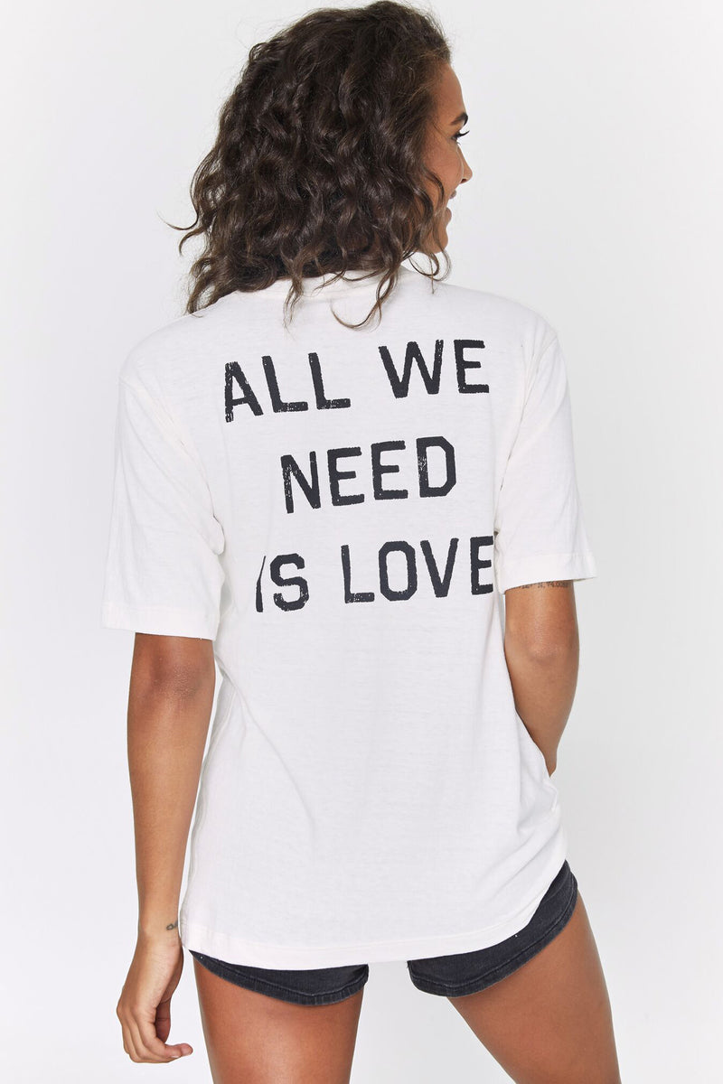 ALL WE NEED ZENA TEE
