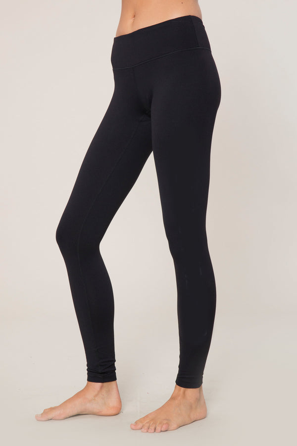 GRATEFUL ARCH PRACTICE LEGGING BLACK - Spiritual Gangster