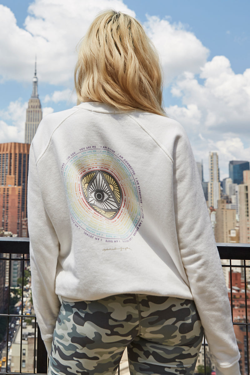 Connected Classic Crew Sweatshirt