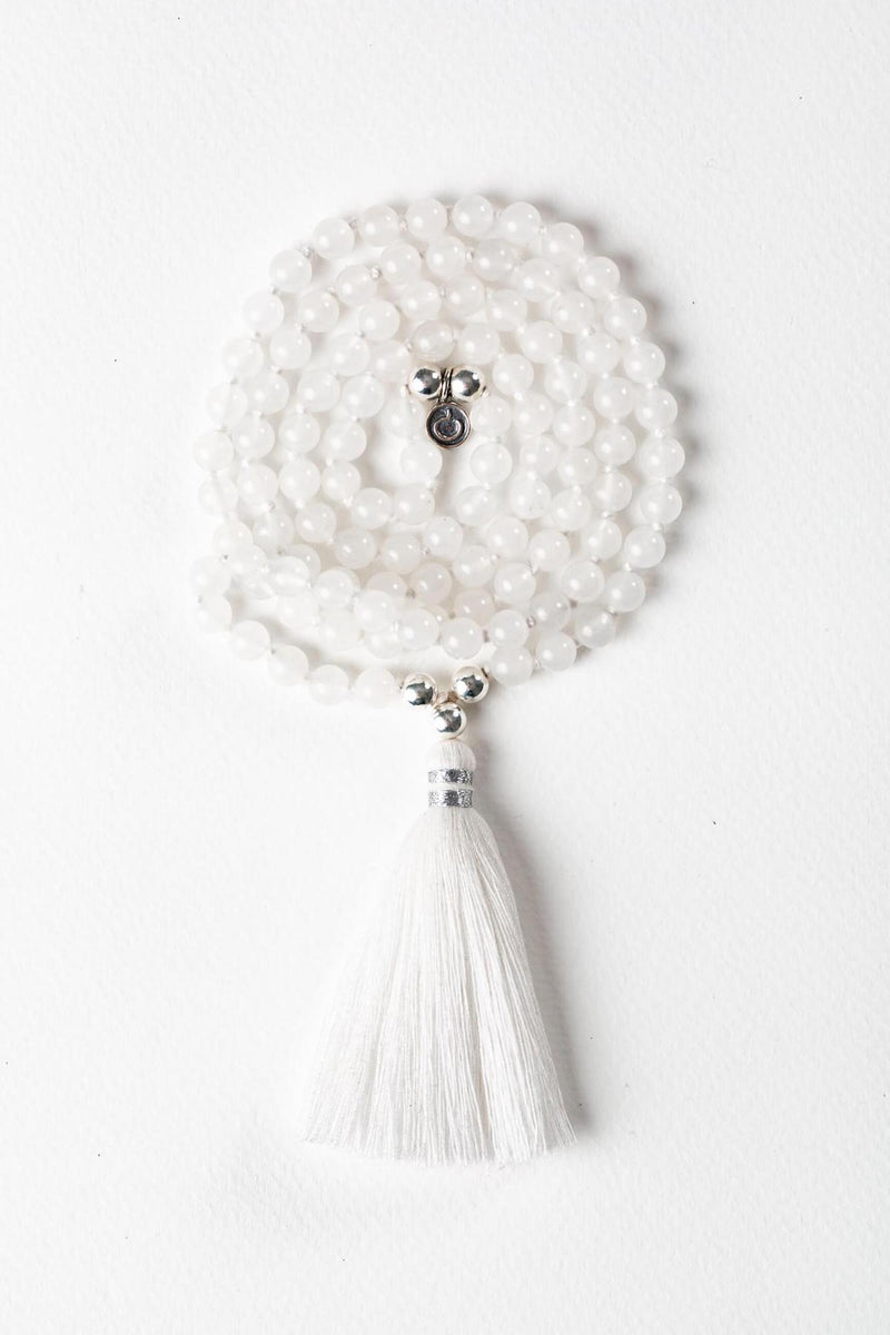 Begin Again Mala Necklace