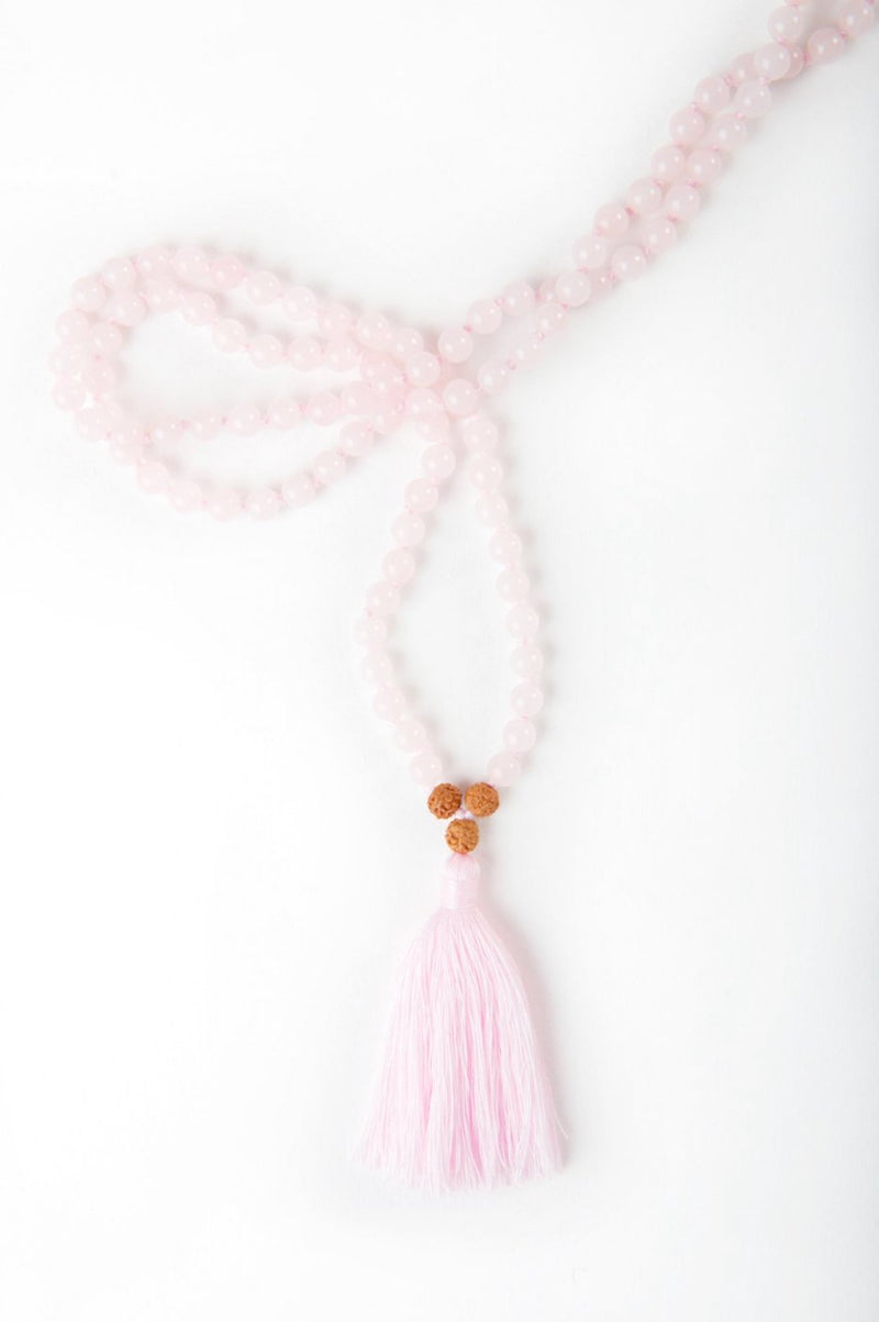 I Am Love Mala Necklace
