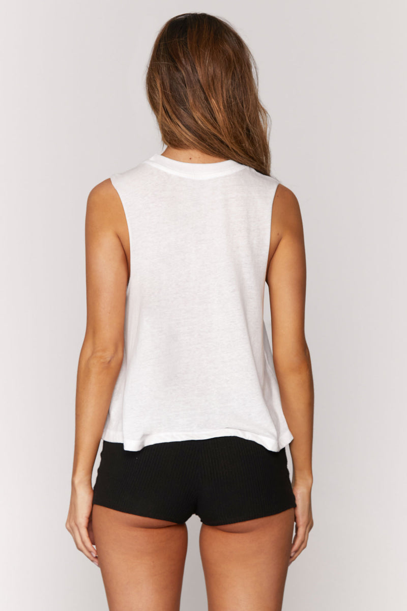 Sunkissed Crop Tank