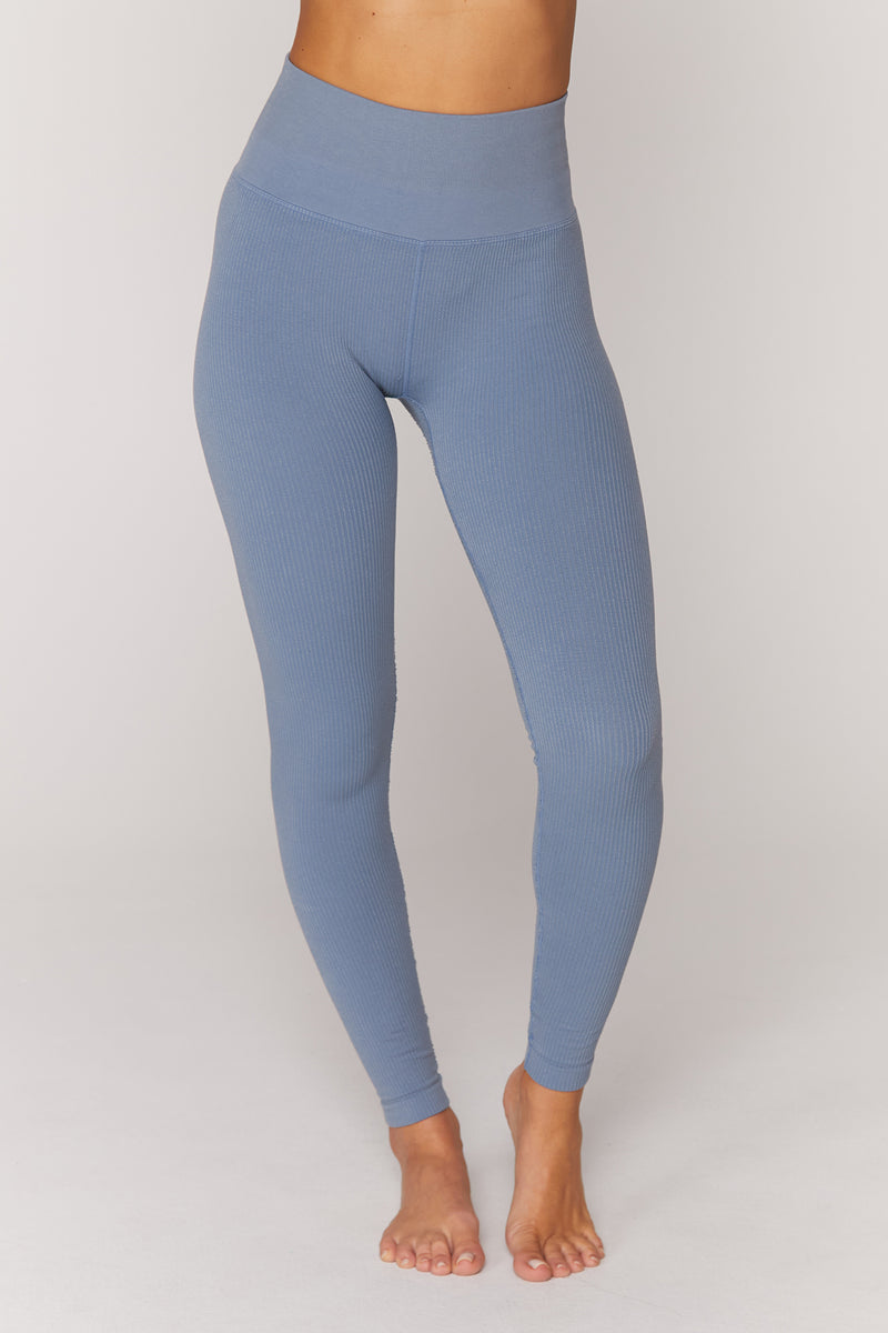 Metta Ribbed Legging