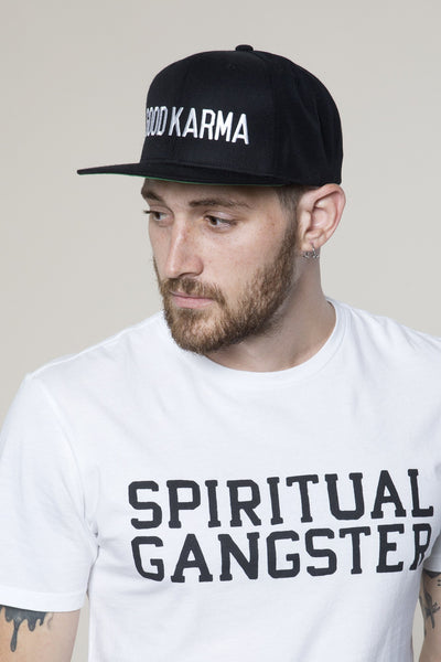 Good Karma Snapback Black - Spiritual Gangster - 3