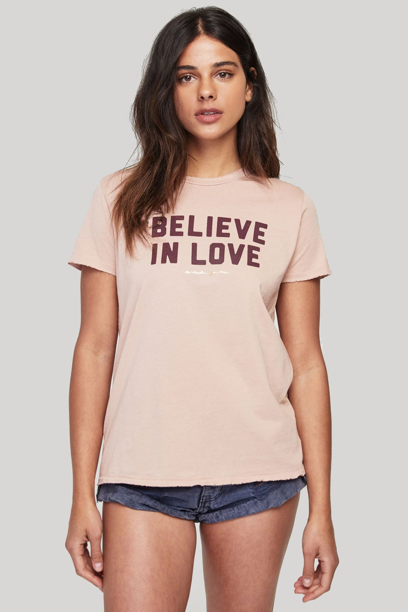 Believe in Love Aurora Tee
