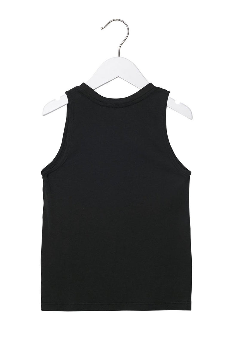 EVERYTHING KIDS TANK VINTAGE BLACK
