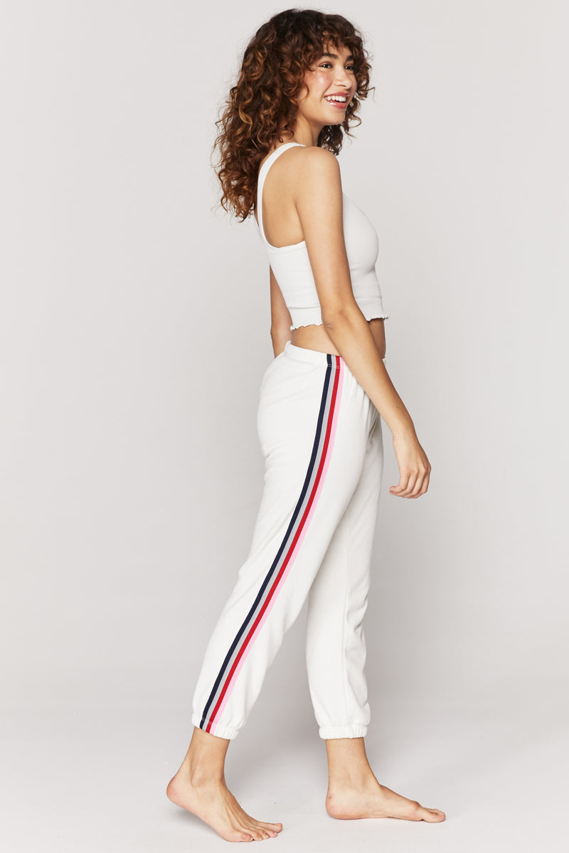 Striped Perfect Sweatpant