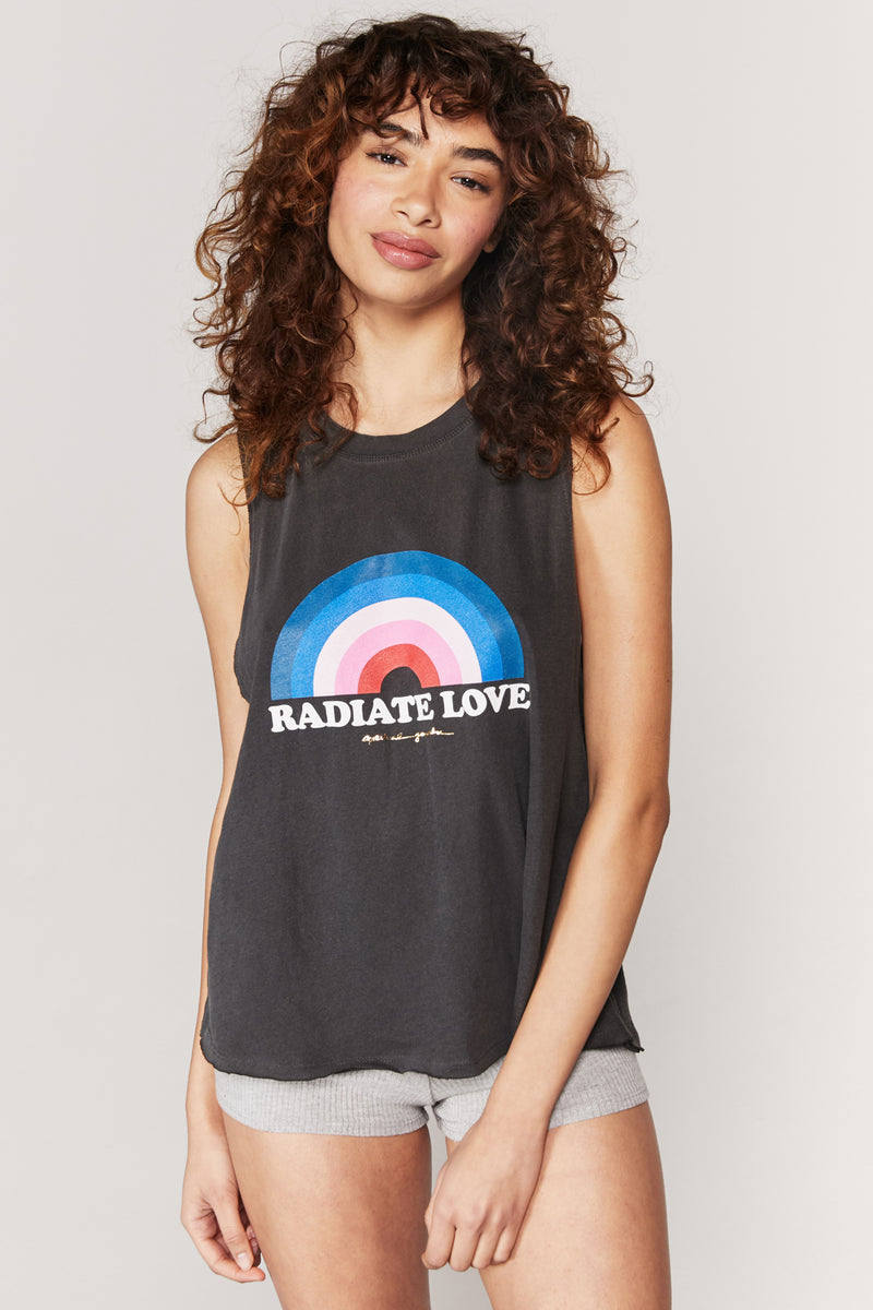 Radiate Love Gigi Tank