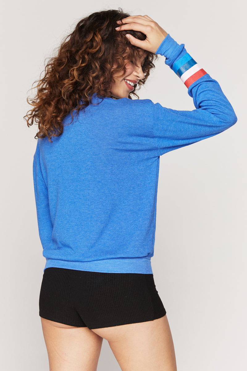 Choose Joy Savasana Pullover
