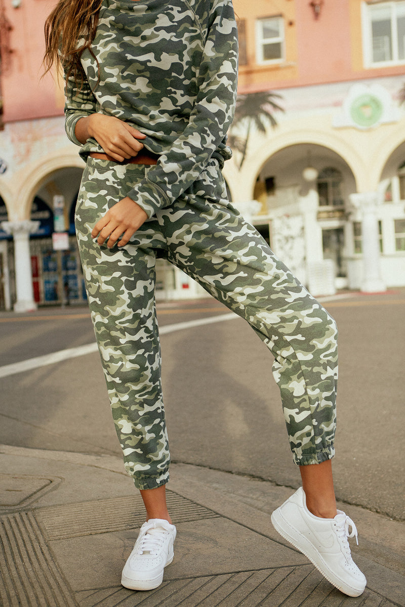 Camo Perfect Sweatpant