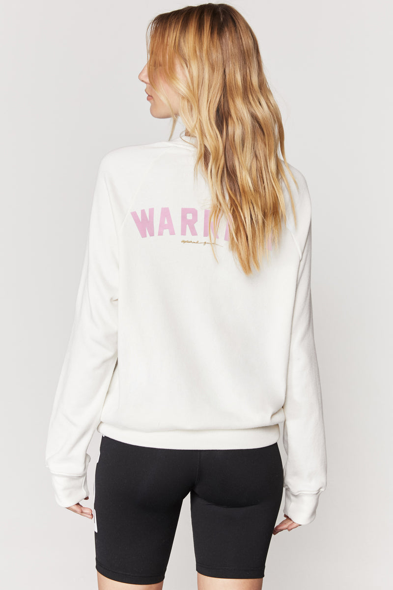 WARRIOR BCA OLD SCHOOL PULLOVER