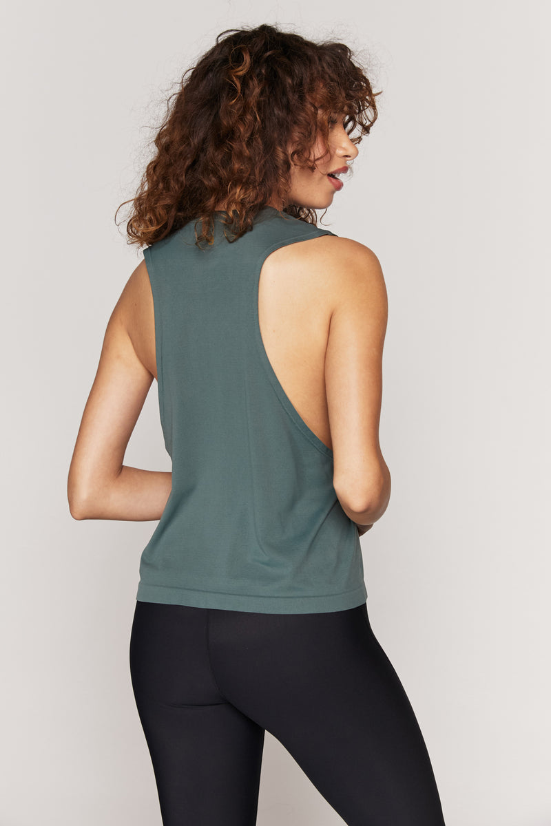 Love Active Seamless Flow Top