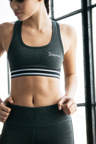 DREAMER ATHLETIC BRA ARMY - Spiritual Gangster