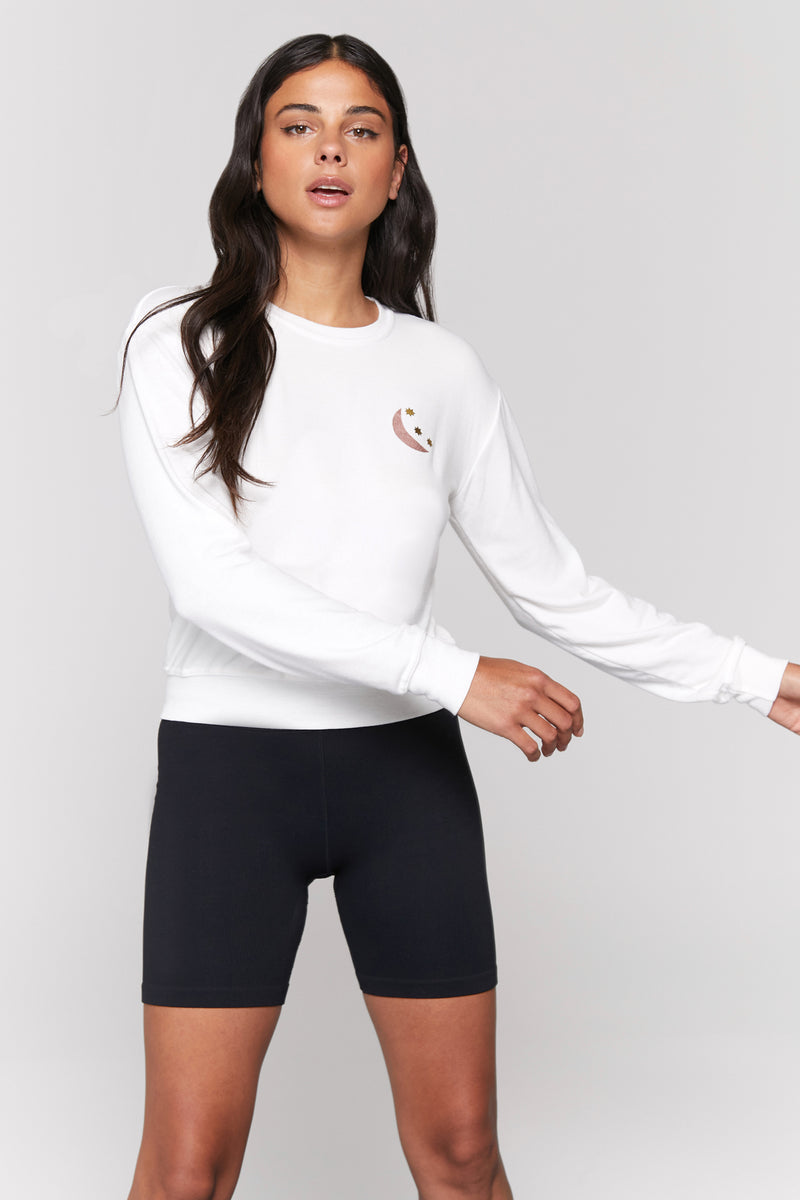 Follow Your Soul Savasana Pullover