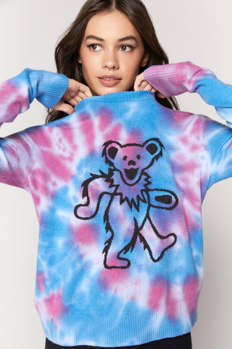Grateful Dead x SG Dancing Bear Sweater