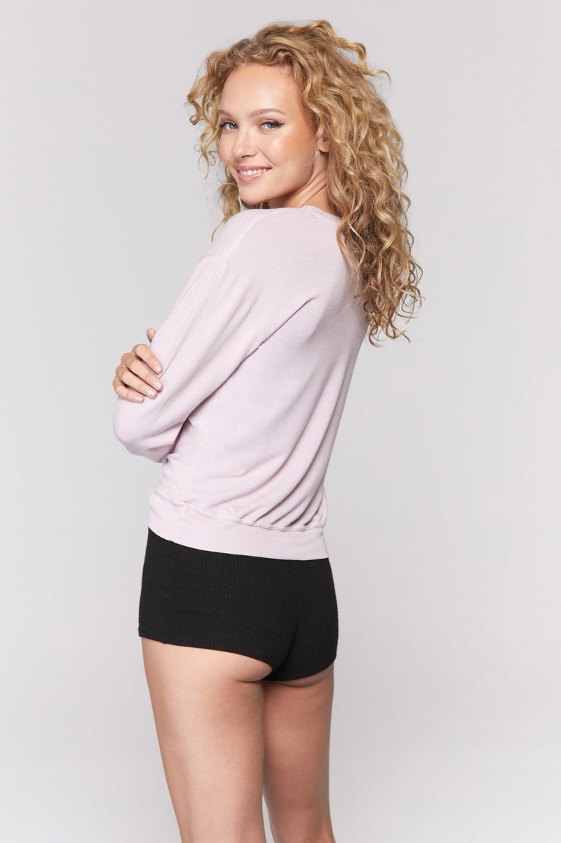 Do All Things with Love Savasana Pullover