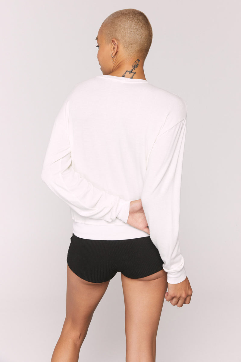Happy Savasana Pullover