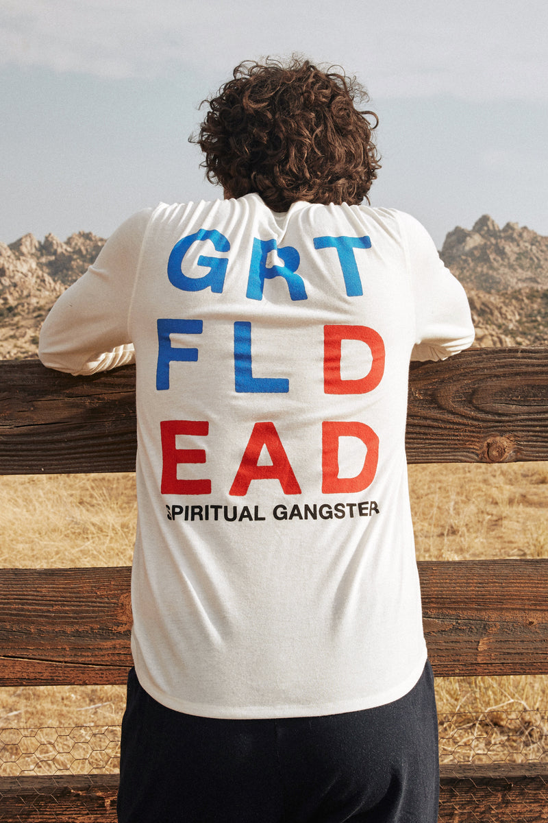 Grateful Dead x SG Long Sleeve Mens Tee