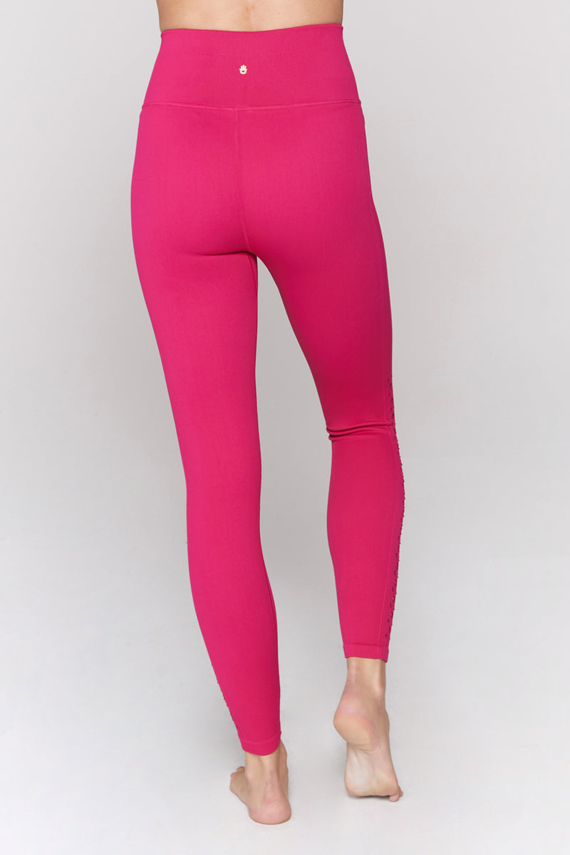 Self Love Legging Candy Apple