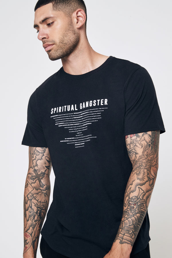 8 LIMBS PERFORMANCE TEE - Spiritual Gangster