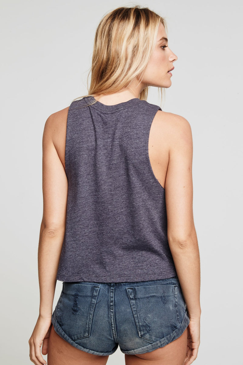 TRUST YOUR MAGIC CROP TANK