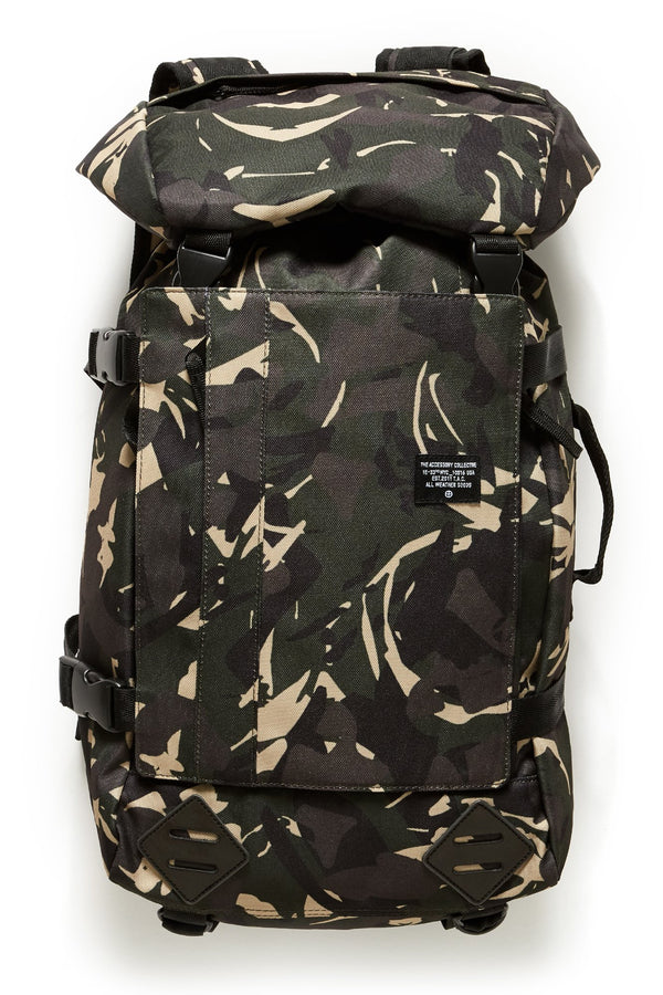WISDOM CAMO BACKPACK - Spiritual Gangster