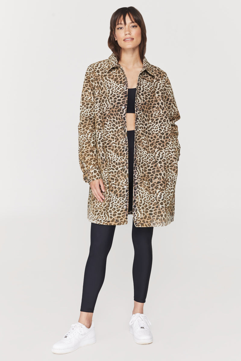 Cheetah Coaches Jacket