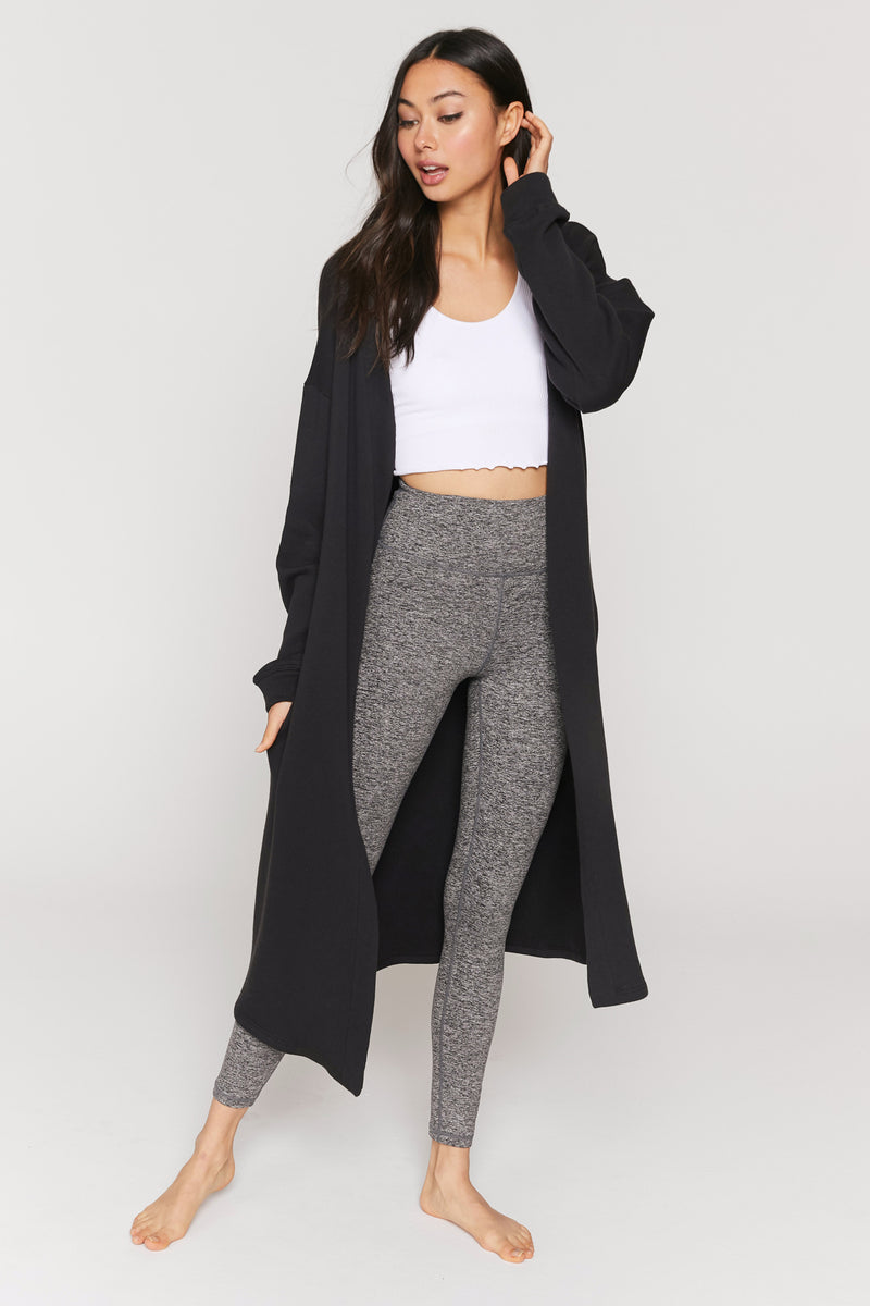 Layer Up Fleece Cardi