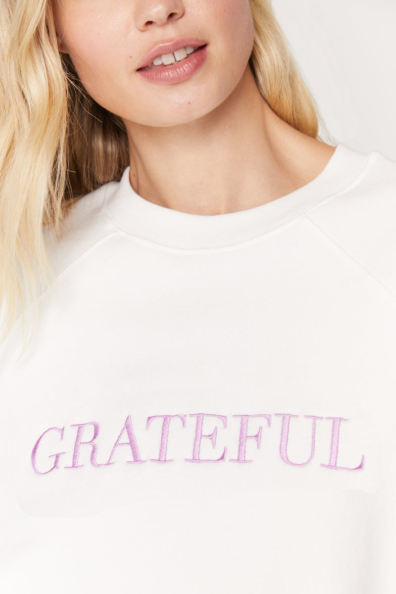 Grateful Classic Sweatshirt
