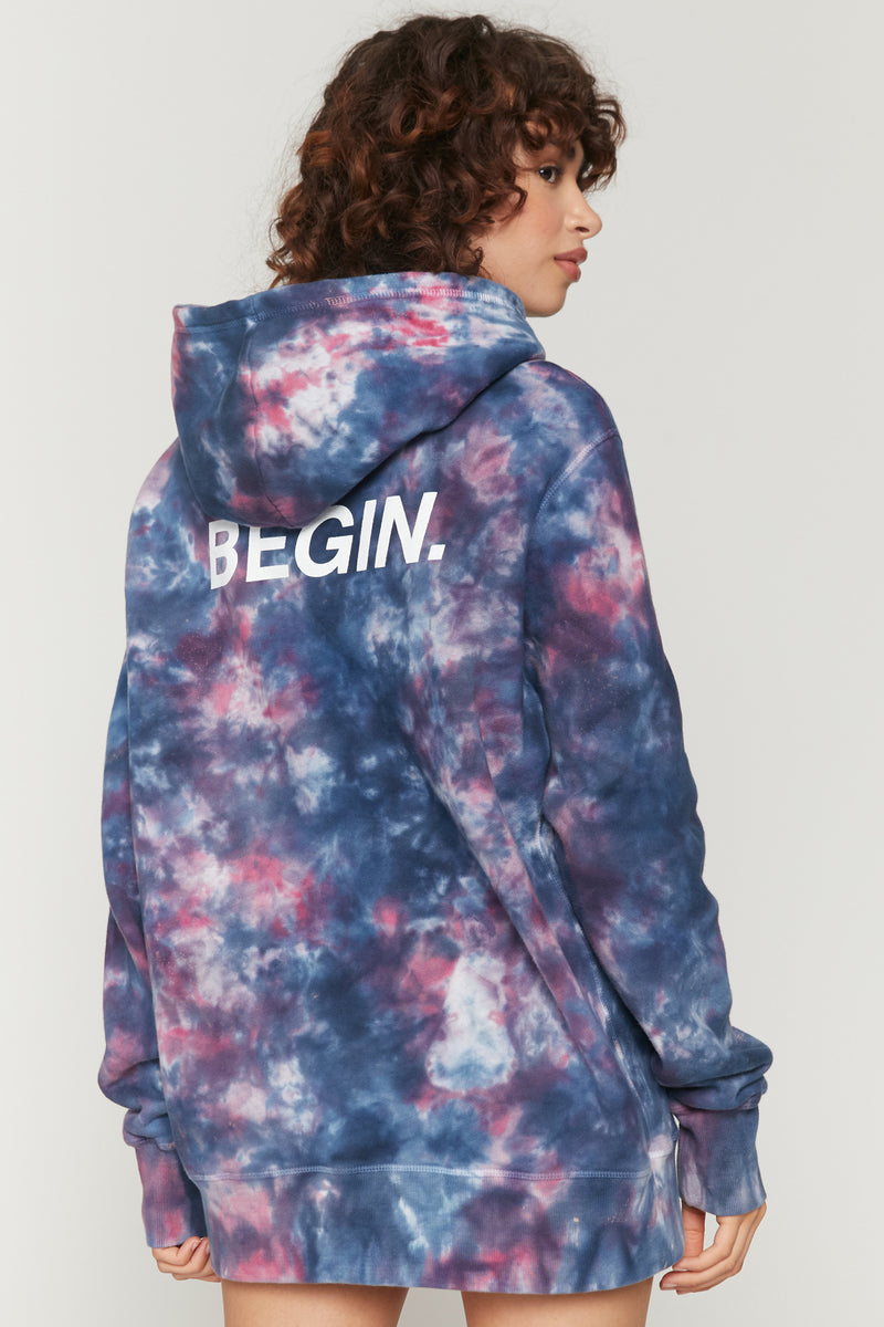 Begin Hoodie Dress