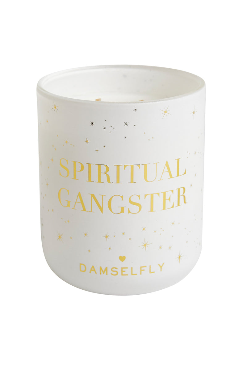 Spiritual Gangster Large Candle