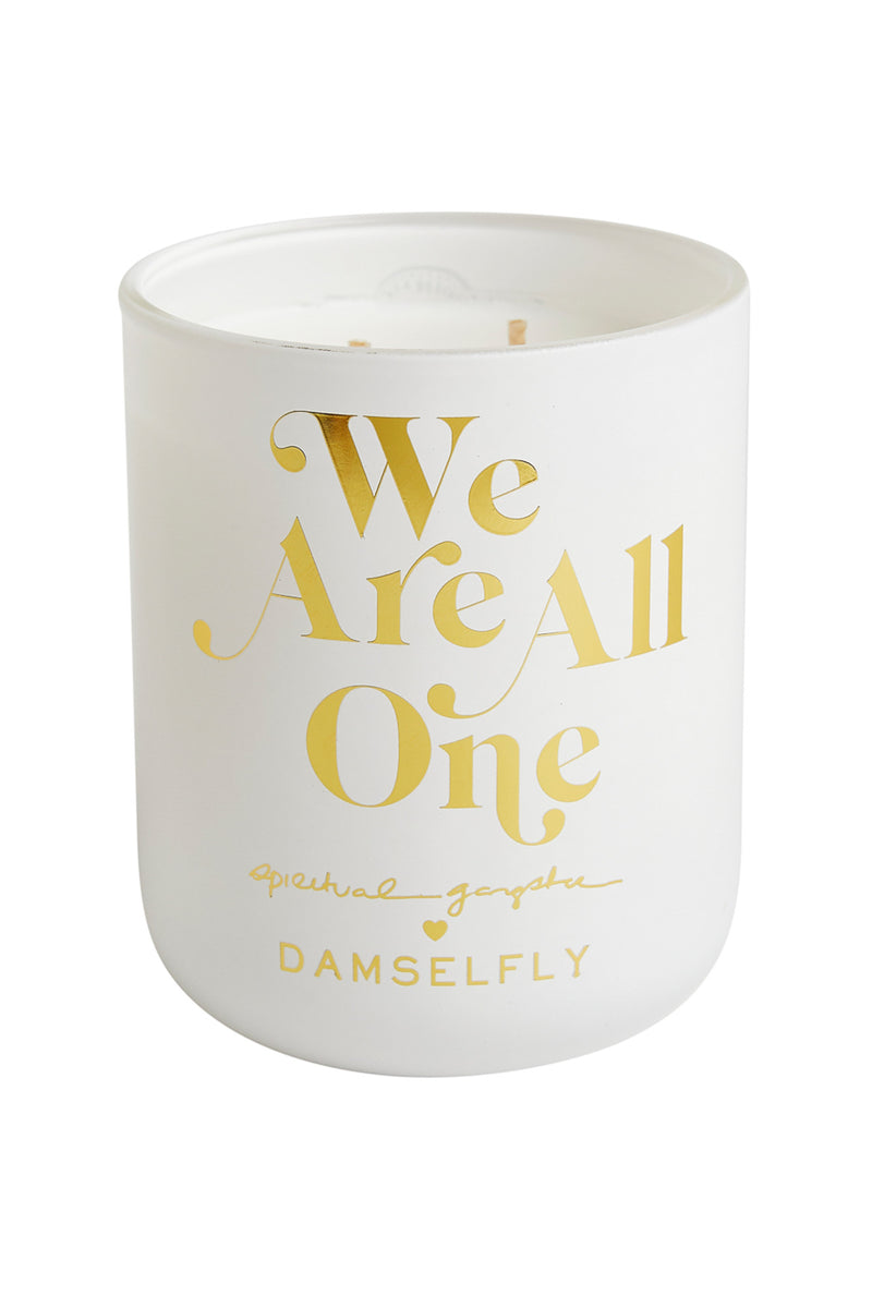 WE ARE ALL ONE CANDLE
