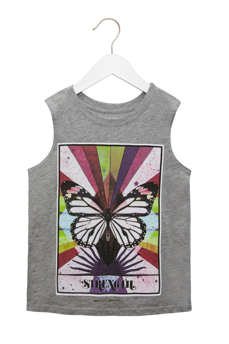 Strength Kids Muscle Tank