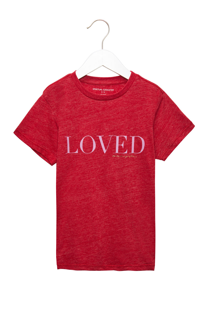 Loved Kids Tee