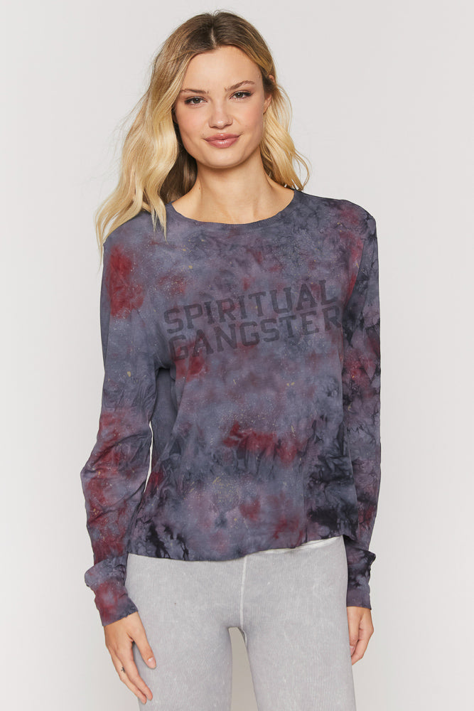 Spiritual Gangster Supernova Active Top