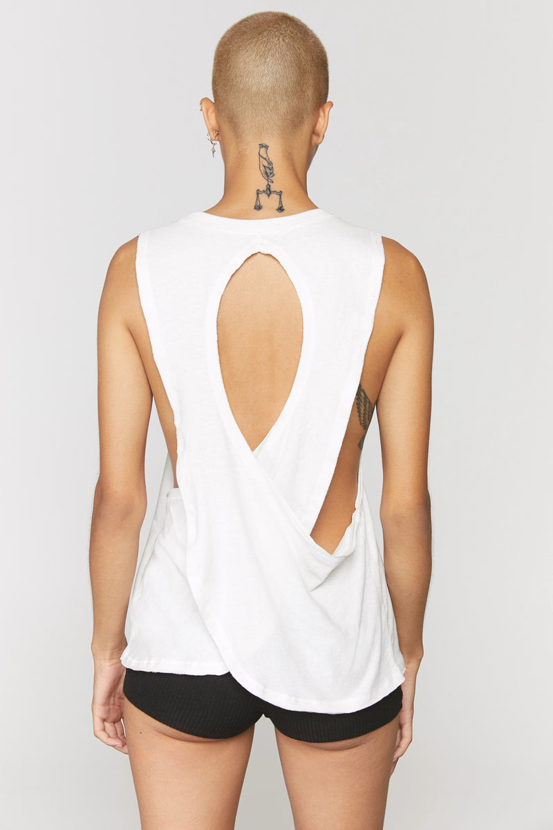Follow Your Soul Surplice Tank