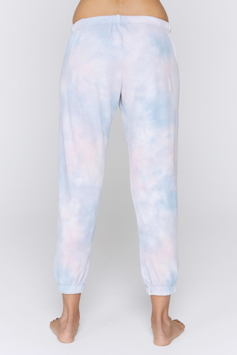 Cloud Tie Dye Perfect Sweatpant