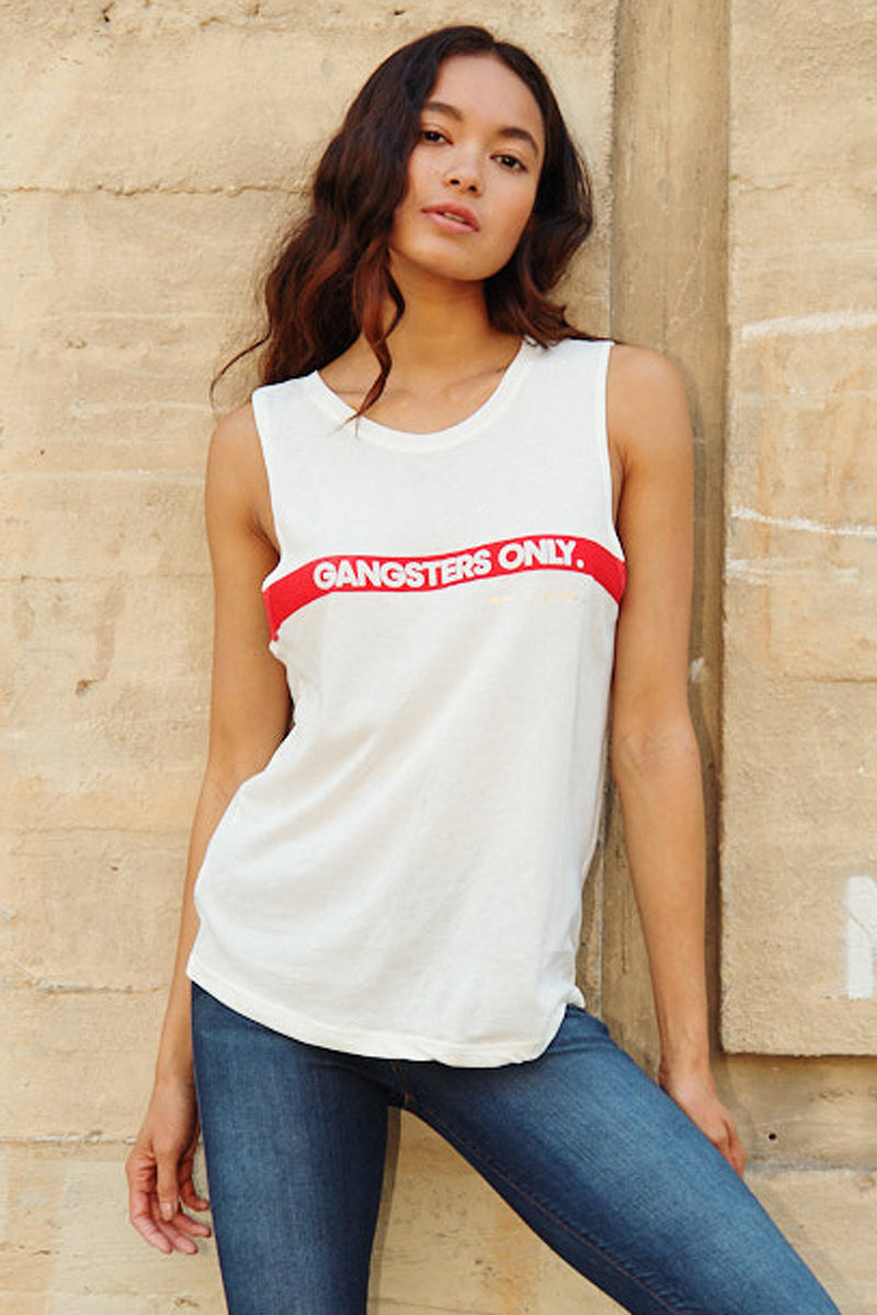 Gangsters Only Muscle Tank