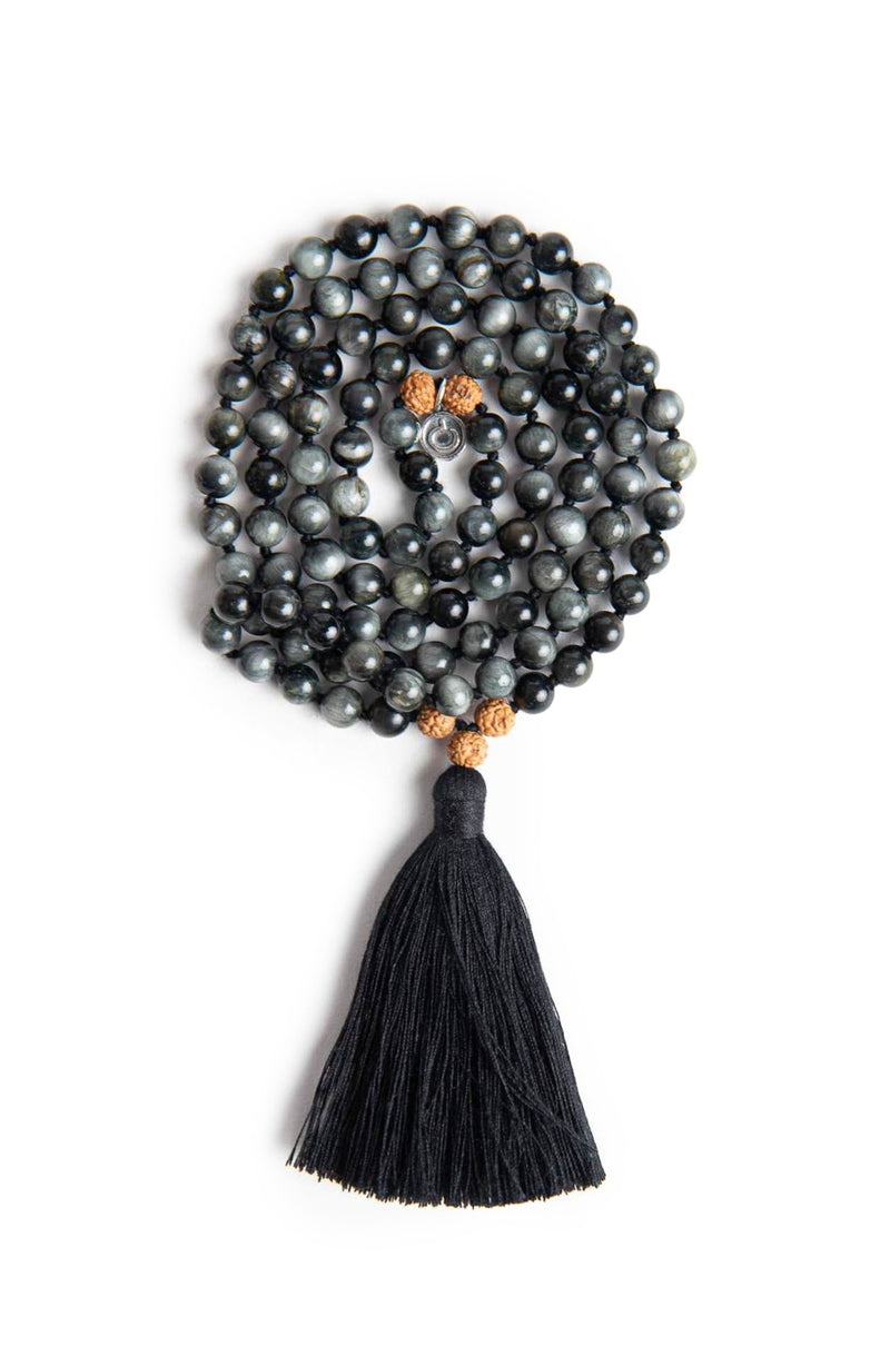I am Protected Mala Necklace